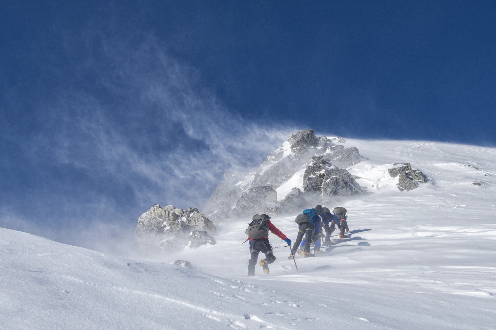 Klimatske promjene znatno povećavaju rizik za alpiniste – DAV