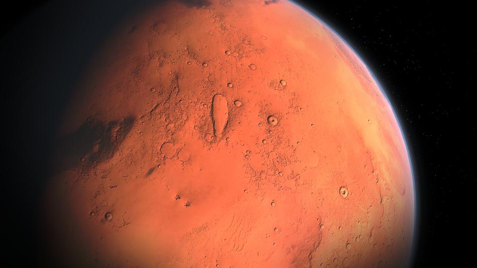Metan potvrđen na Marsu