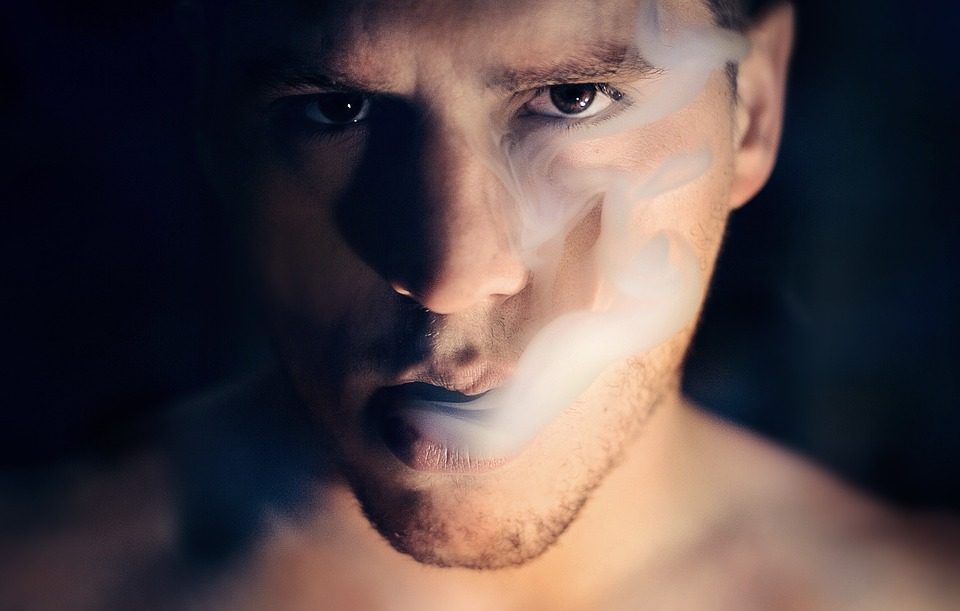 Pušenje jako šteti očima
