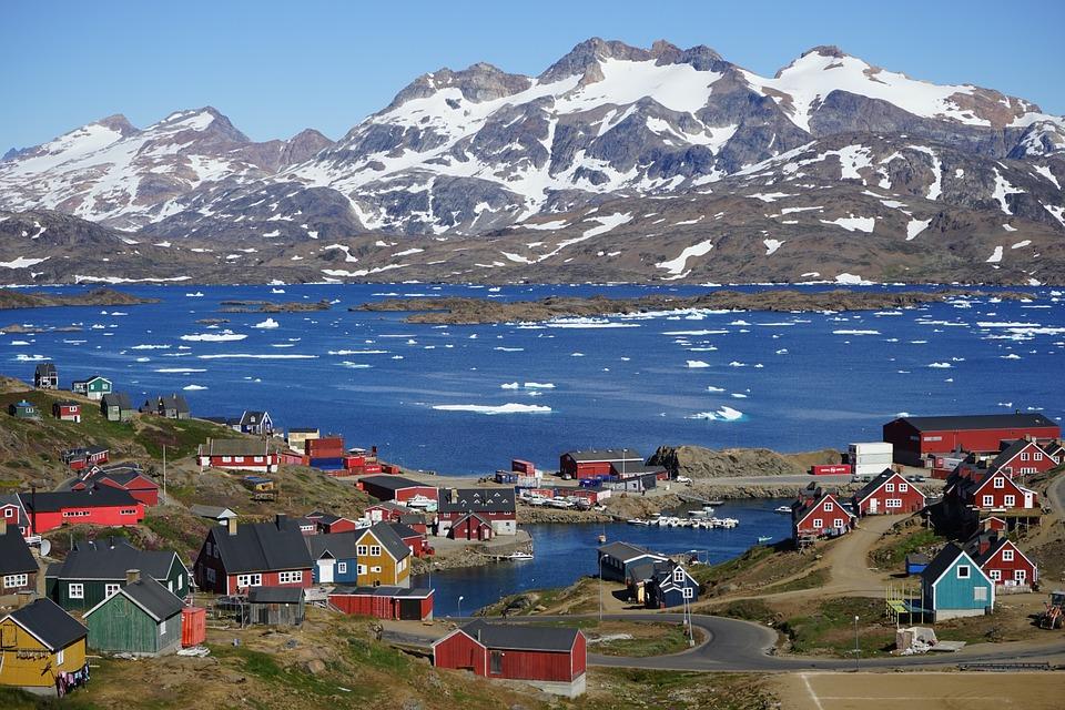 Na Grenlandu otkriveno 50-tak novih jezera