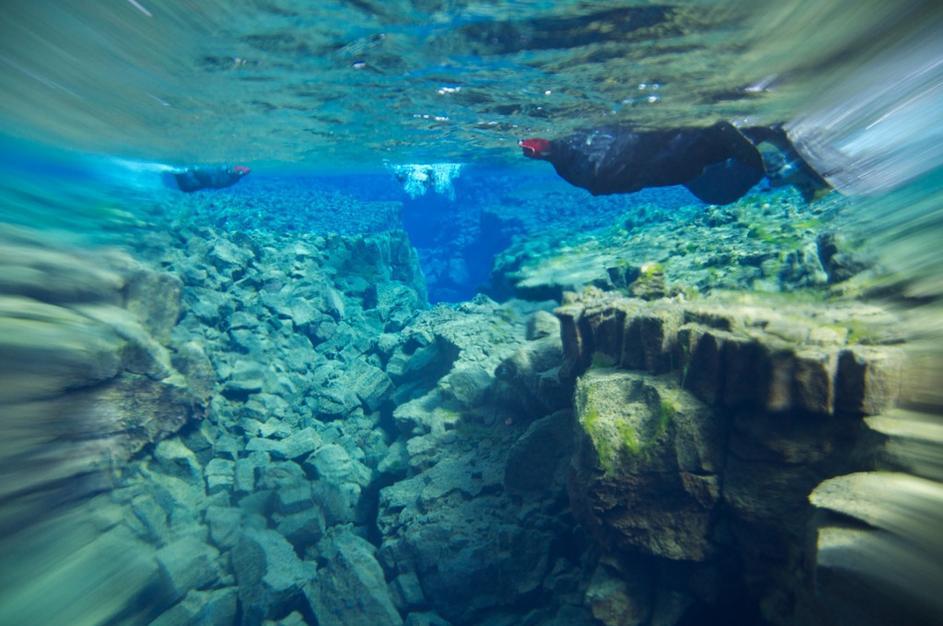 Silfra – mjesto gdje se razdvaja cijeli planet