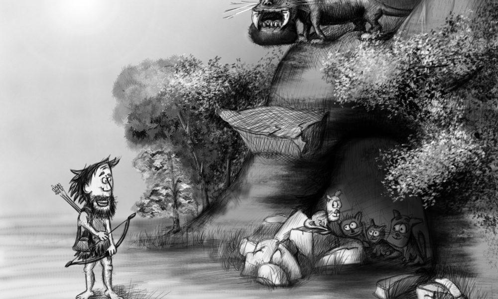 U Indoneziji otkriven najstariji pećinski prikaz lova