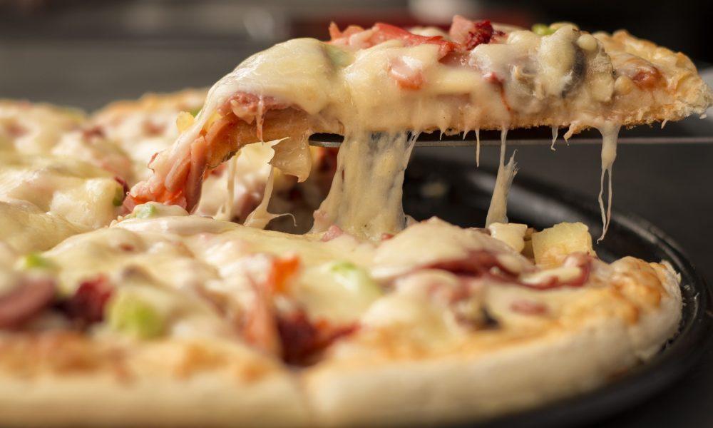 Želite 'spržiti' kalorije nakon pizze? Morat ćete hodati četiri sata