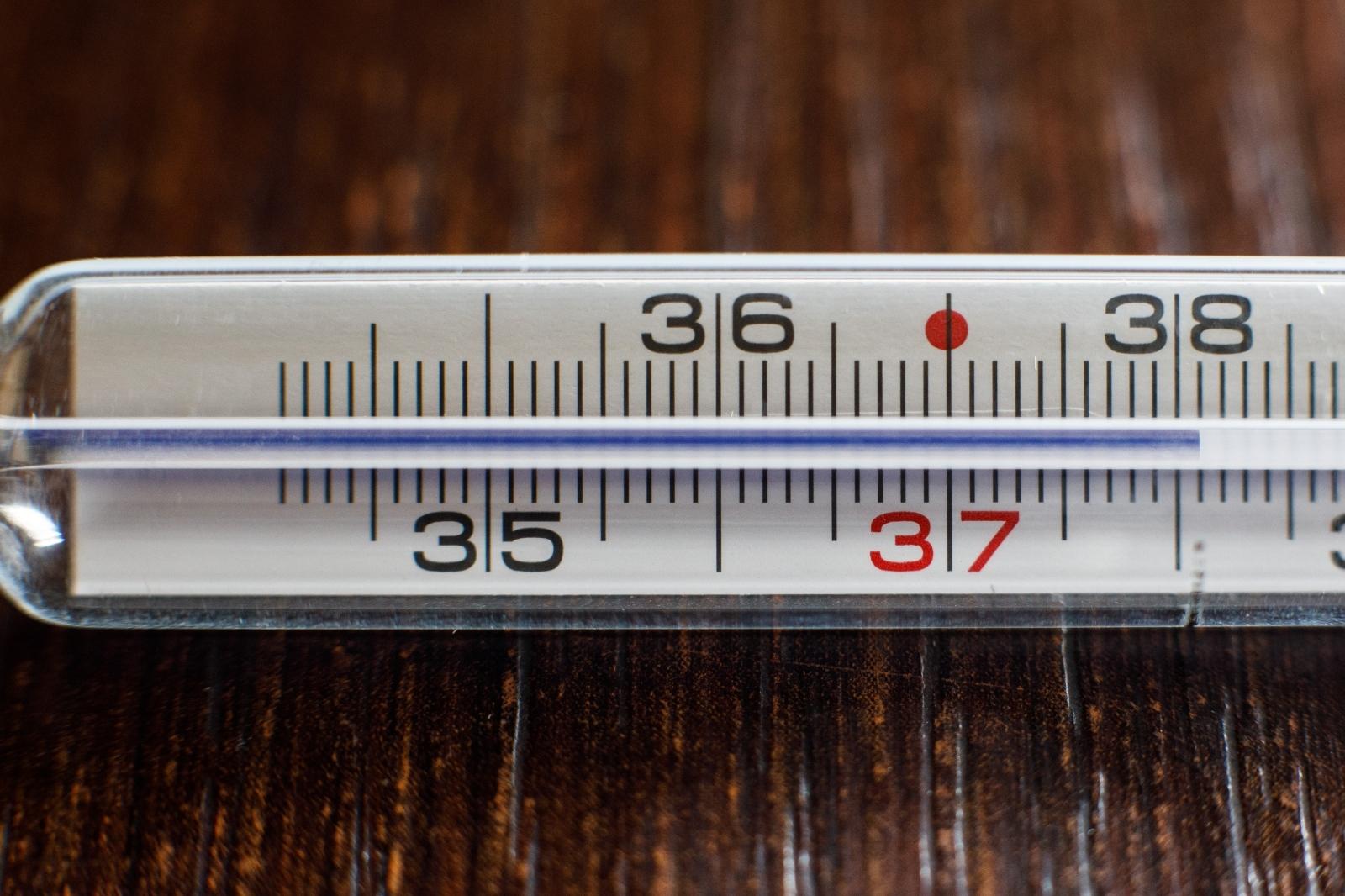 IMATE POVIŠENU TEMPERATURU? Istina, odstupanje od 'normalne' temperature može, ali i ne mora biti razlog za brigu