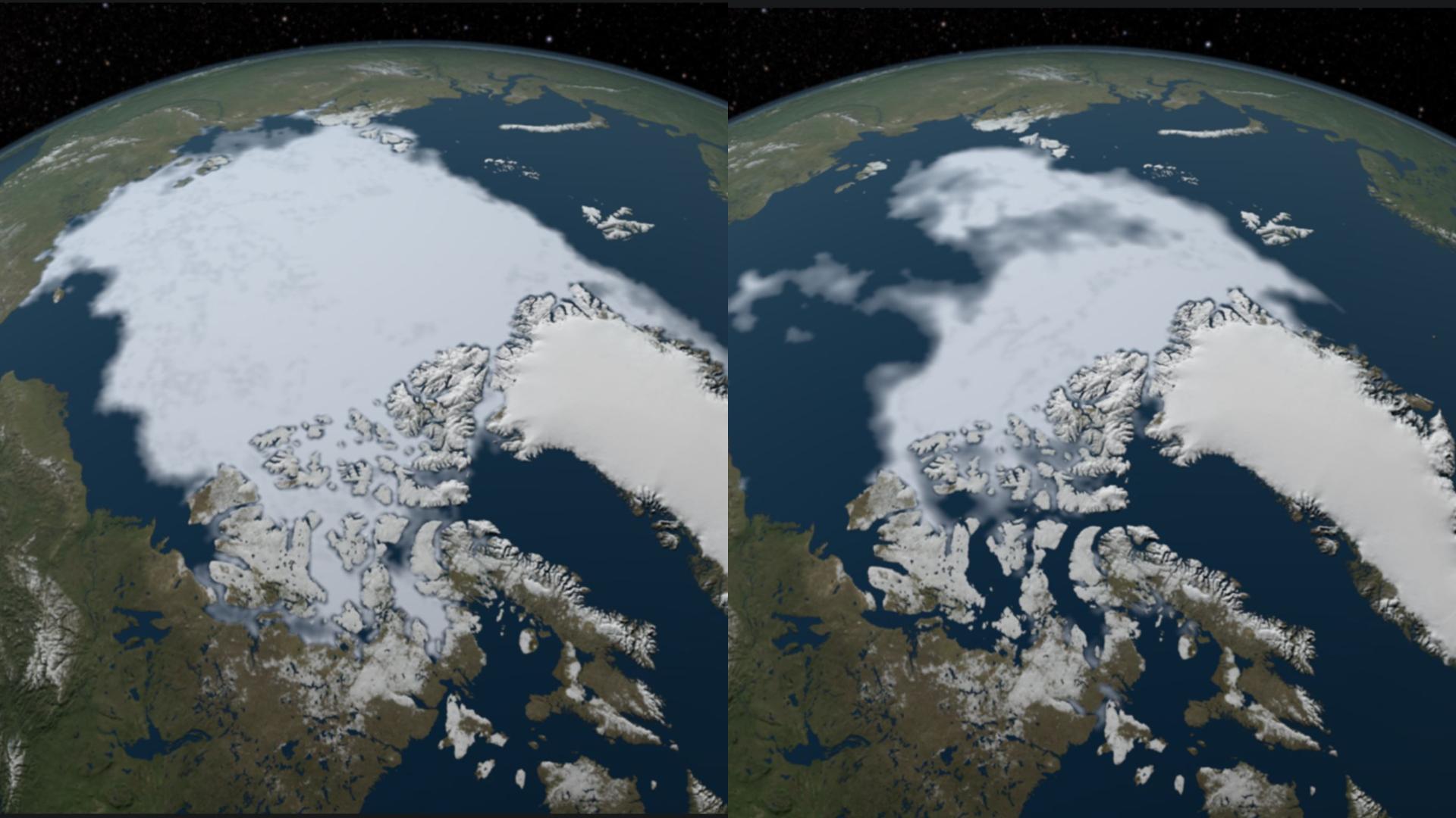 DA, VI STE KRIVI ZA OVO: Satelitske snimke otkrivaju zastrašujuće i tužne razmjere klimatskih promjena